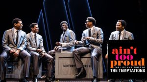 Ain't Too Proud: On Broadway @ Imperial Theatre