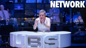 Network: Broadway Preview @ Belasco Theatre, 111 West 44th Street, New York, NY