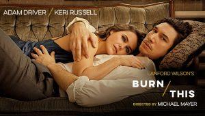 Burn This @ Hudson Theatre