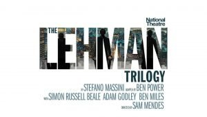The Lehman Trilogy- Broadway Insider