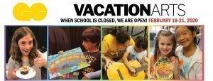VacationArts | February Session @ Gold Coast Arts Center