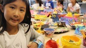 Family Ceramics Workshop @ Gold Coast Arts Center