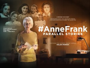 #AnneFrank: Parallel Stories @ Great Neck Cinemas at the Squire