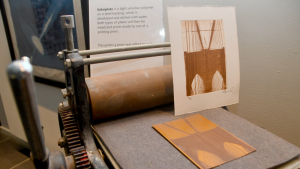 Solarplate Printmaking Workshop @ Gold Coast Arts Center
