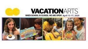 VacationArts   April Session @ Gold Coast Arts Center