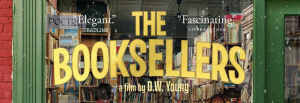 The Booksellers with Special Director Q&A @ Online Screening