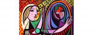 Valentines Workshop | Picasso Portraits in 90 Minutes! @ Virtual Workshop!